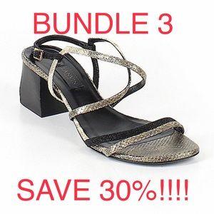Lanvin Strappy Sandal